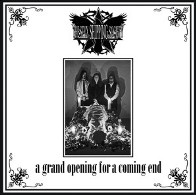 The Styx Shipping Society - A Grand Opening For A Coming End (MCD) - Cover
