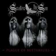Swallow The Sun - Plague Of Butterflies (EP) - Cover