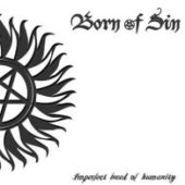 Born Of Sin - Imperfect Breed Of Humanity - CD-Cover