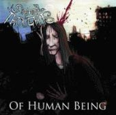Surreal Thoughts - Of Human Being - CD-Cover