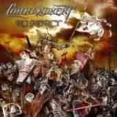 Commandment - No Mercy - CD-Cover
