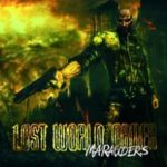 Cover - Lost World Order – Marauders