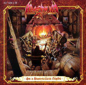 Magnum - On A Storytellers Night - Cover