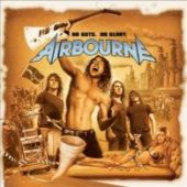 Airbourne - No Guts. No Glory. - CD-Cover
