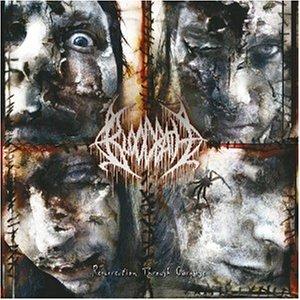 Bloodbath - Resurrection Through Carnage - Cover