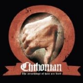 Chthonian - The Preachings Of Hate Are Lord - CD-Cover