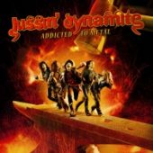 Kissin´ Dynamite - Addicted To Metal - CD-Cover
