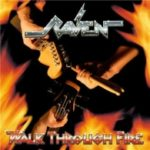 Cover - Raven – Walk Through Fire