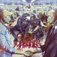 Master - The Human Machine - Cover