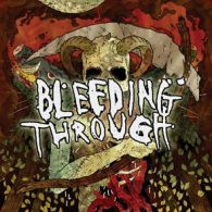 Bleeding Through - Bleeding Through - Cover