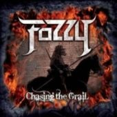 Fozzy - Chasing The Grail - CD-Cover