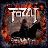 Fozzy - Chasing The Grail - Cover
