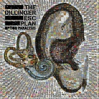 The Dillinger Escape Plan - Option Paralysis - Cover