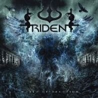 Trident - World Destruction - Cover