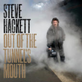 Steve Hackett - Out Of The Tunnel's Mouth - CD-Cover