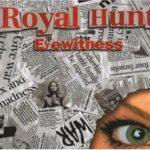 Cover - Royal Hunt – Eye Witness