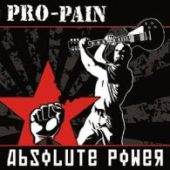 Pro-Pain - Absolute Power - CD-Cover