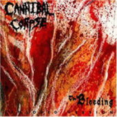 Cannibal Corpse - The Bleeding - CD-Cover