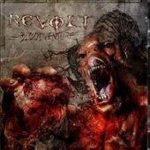 Revolt - Bloodventure - CD-Cover
