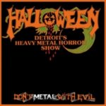 Cover - Halloween – Don't Metal With Evil (Re-Release)