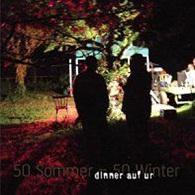 Dinner Auf Uranos - 50 Sommer – 50 Winter - Cover