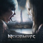 Cover - Nevermore – The Obsidian Conspiracy