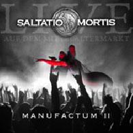 Saltatio Mortis - Manufactum II - Cover