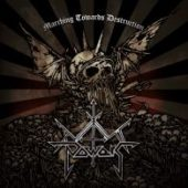 Axis Powers - Marching Towards Destruction - CD-Cover