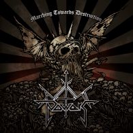 Axis Powers - Marching Towards Destruction - Cover