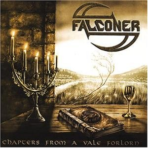 Falconer - Chapters From A Vale Forlorn - Cover