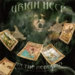 Cover - Uriah Heep – On The Rebound – A Very `Eavy 40th Anniversary Collection
