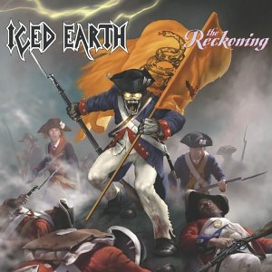 Iced Earth - The Reckoning - Cover
