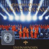 Corvus Corax - Cantus Buranus II (DVD) - CD-Cover