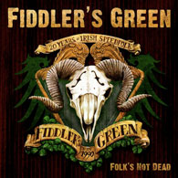 Fiddler´s Green - Folk's Not Dead (DVD) - Cover