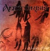 Antichrisis - A Legacy Of Love - CD-Cover