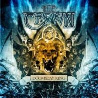 The Crown - Doomsday King - Cover