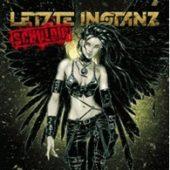 Letzte Instanz - Schuldig - CD-Cover