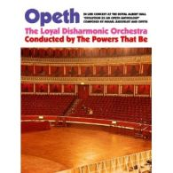 Opeth - In Live Concert At The Royal Albert Hall - Cover