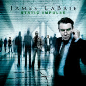 James LaBrie - Static Impulse - CD-Cover