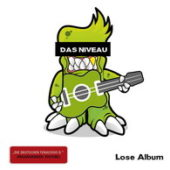 Das Niveau - Lose Album - CD-Cover