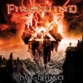 Firewind - Days Of Defiance - CD-Cover