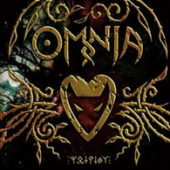 Omnia - Wolf Love - CD-Cover