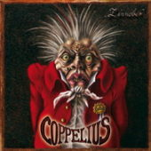 Coppelius - Zinnober - CD-Cover