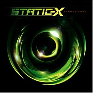 Static-X - Shadow Zone - Cover