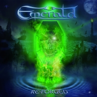 Emerald - Re-Forged - Cover