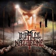 Impaled Nazarene - Road To Octagon - Cover