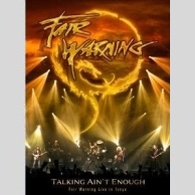 Fair Warning - Talking Ain't Enough – Fair Warning Live In Tokyo (DVD) - Cover