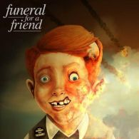 Funeral For A Friend - The Young And Defenceless (EP) - Cover