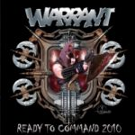 Cover - Warrant – Ready To Command 2010