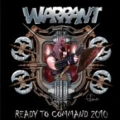 Warrant - Ready To Command 2010 - CD-Cover